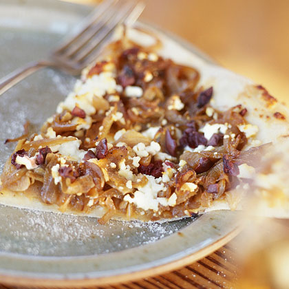 ... Onions, Sun-Dried Tomatoes, Olives And Pine Nuts Recipes — Dishmaps