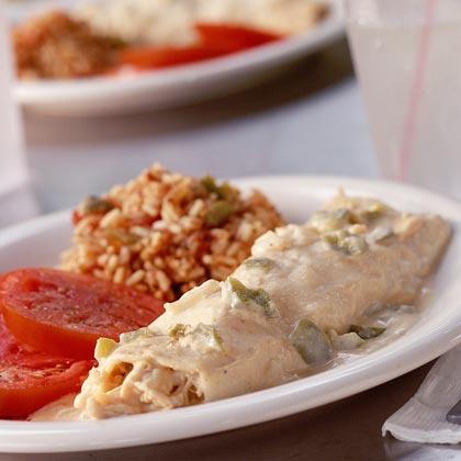 Turkey EnchiladasRecipe