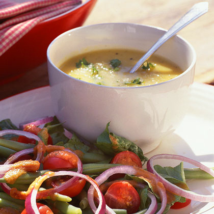 Yellow-Pepper Soup