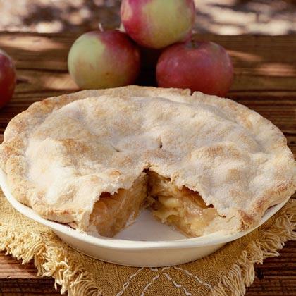 Apple-Cider Pie