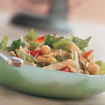 <p>Chicken Caesar Salad</p>