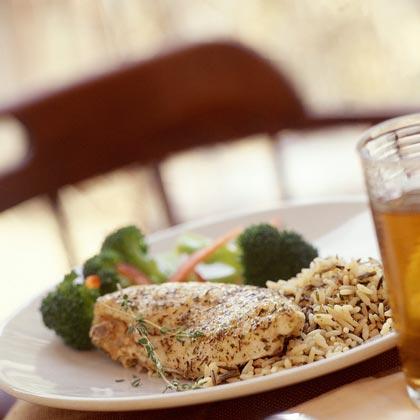 Parmesan Chicken Recipe