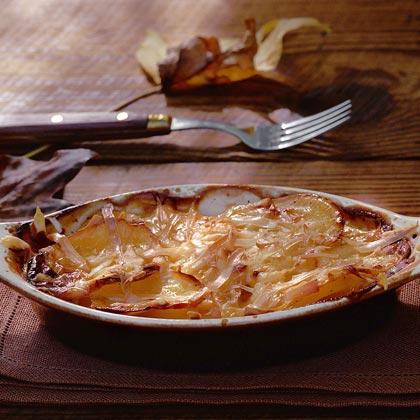 Cider Scalloped PotatoesRecipe