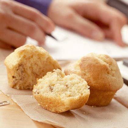 Orange-Pecan Muffins