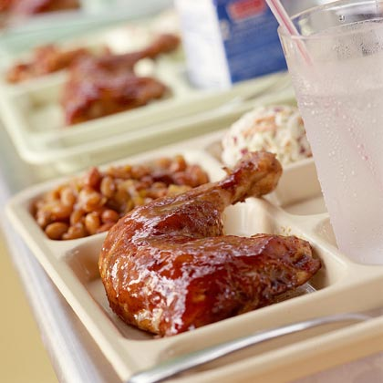 Sweet Barbecue Chicken