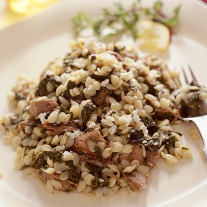 Aegean Lamb with Orzo