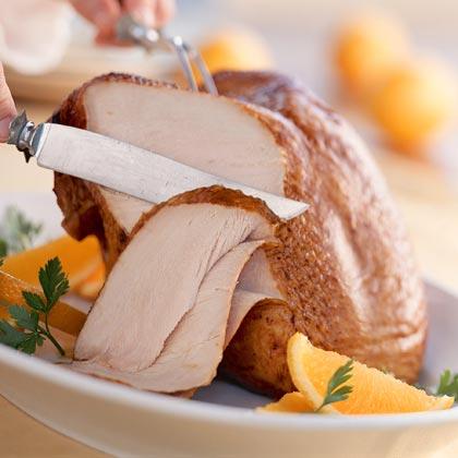 Orange-Bourbon Turkey