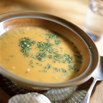 Thai-Style Pumpkin Soup