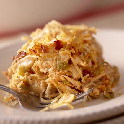 Mexican chicken casserole recipe myrecipes forumfinder Images