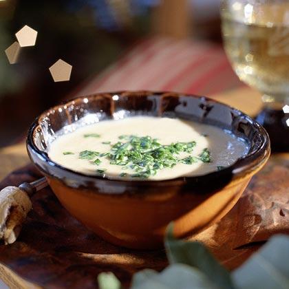 Creamy Turnip Soup Recipe