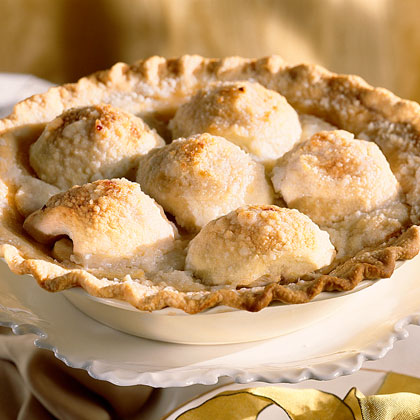 Apple-Maple Pie
