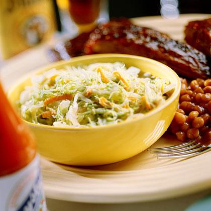 <p>Best Barbecue Coleslaw</p>