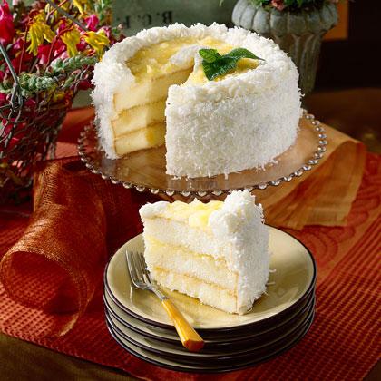 Nanny's Famous Coconut-Pineapple Cake