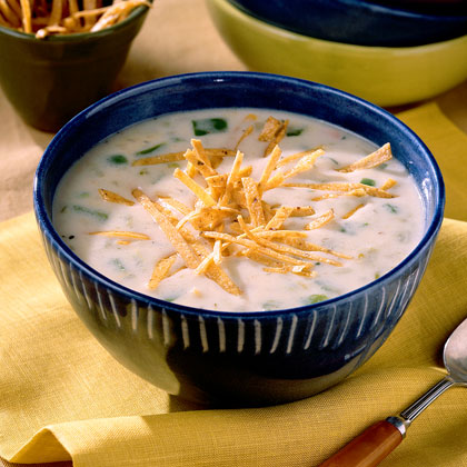 Mexican Cheese Soup