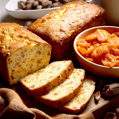 Apricot-Pecan Bread Recipe