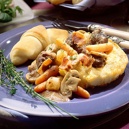 Mashed Potato BowlsRecipe