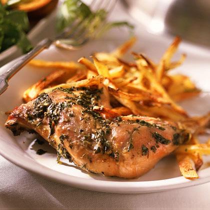 Bistro Roast Chicken