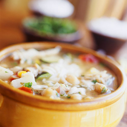 Sopa Ranchera