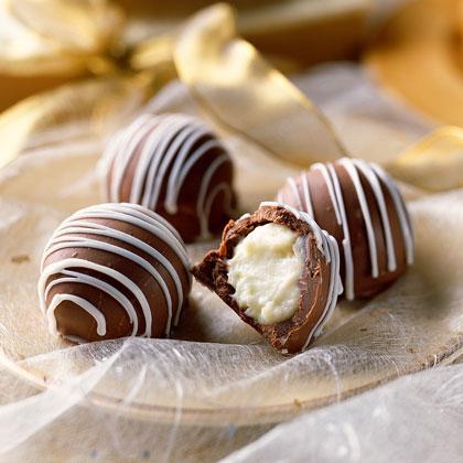 Chocolate-Lemon Creams Recipe