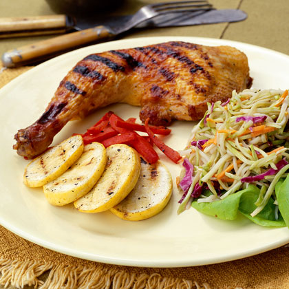 honey lime grilled chicken recipe myrecipes