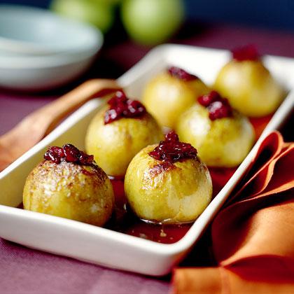 Cranberry Apples Recipe