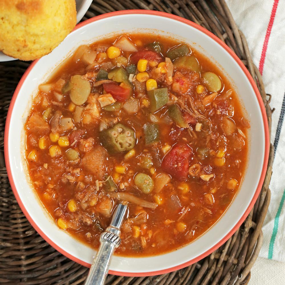 Easy Brunswick Stew Recipe