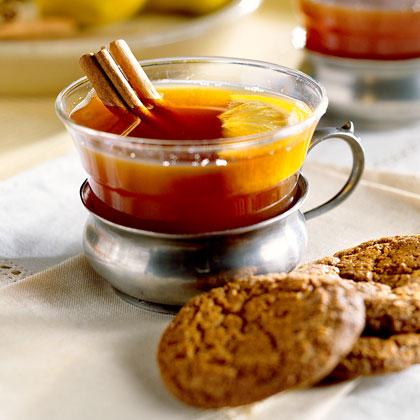 Hot Spiced CiderRecipe