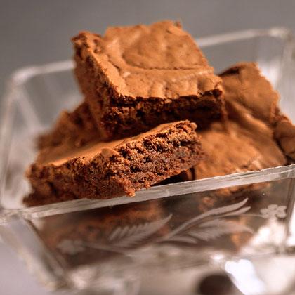 Junior Mint Brownies