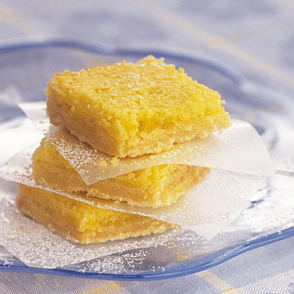Easy Lemon Squares