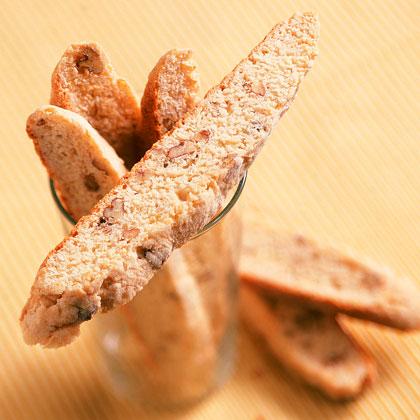 Banana-Pecan Biscotti Recipe