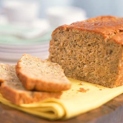 Banana-Oatmeal Bread