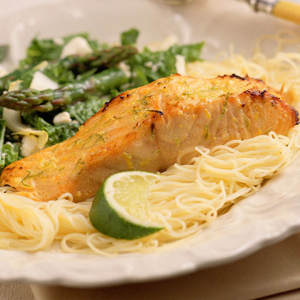 Margarita Salmon Recipe