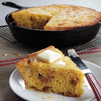 Grannie S Cracklin Cornbread Recipe Myrecipes Com