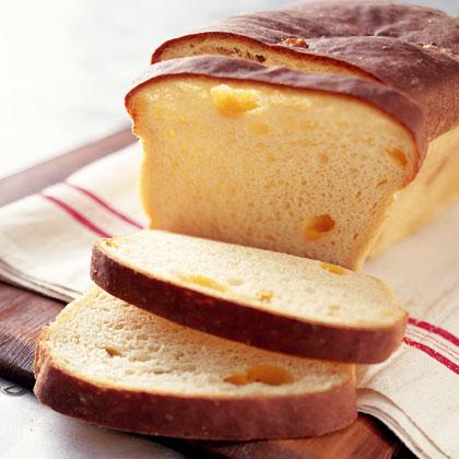 Cheddar-Potato Bread