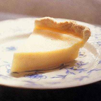 Lemon-Buttermilk Chess Pie Recipe | MyRecipes