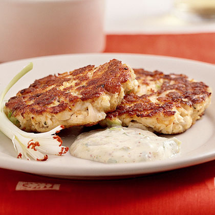 Creole Cakes with Sweet and Spicy Rémoulade SauceRecipe