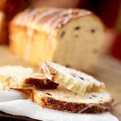 Julekage (Danish Christmas Fruit Loaf)Recipe