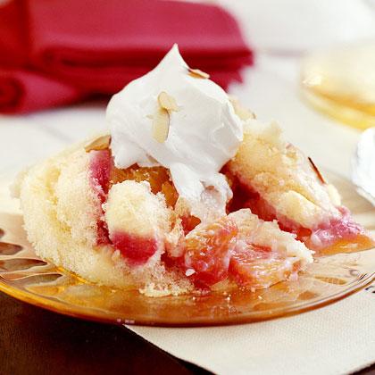 Cranberry-Orange Trifle