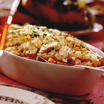 Vegetarian Thanksgiving dishes bring something new and delicious to the table. Branch out with our delicious suggestions.Go Meatless in 2012