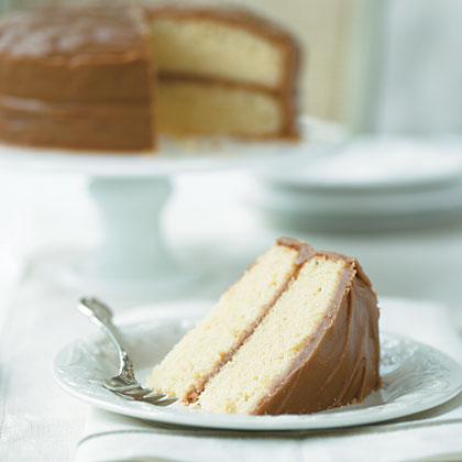 Old-Fashioned Caramel Layer Cake Recipe