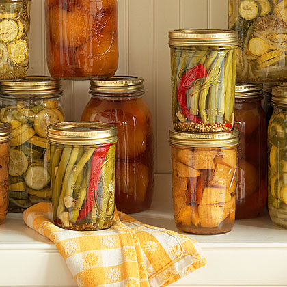 Dilled Green Beans Recipe