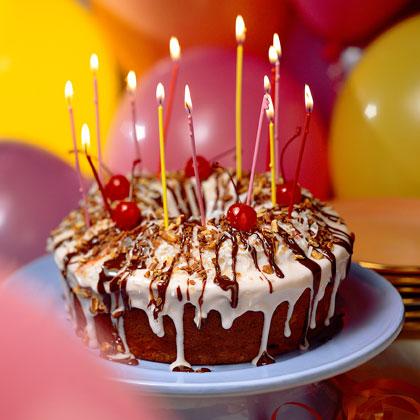 Happy Birthday to You!: Banana Split Birthday Cake