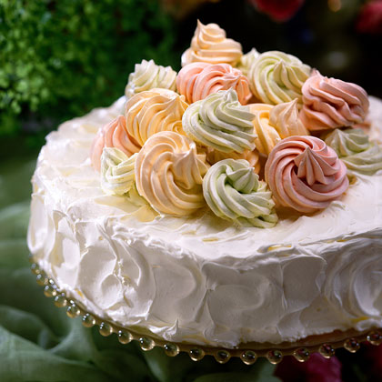 Cinderella Fantasy CakeRecipe