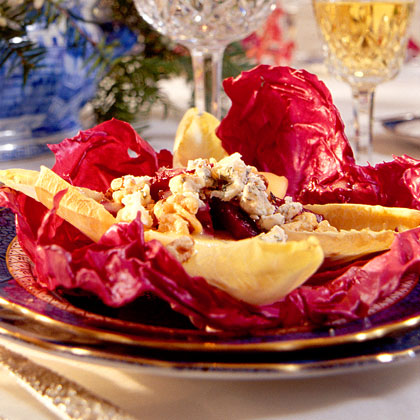 Beet, Apple, and Walnut Salad Recipe