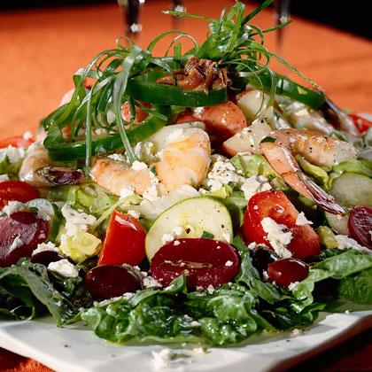 Dawn's World-Famous Greek Salad