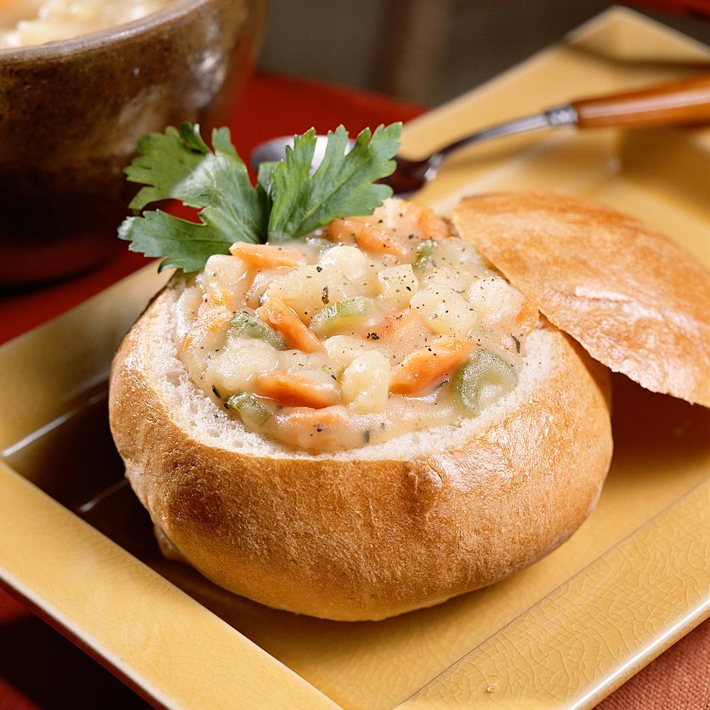 Hearty Potato SoupRecipe