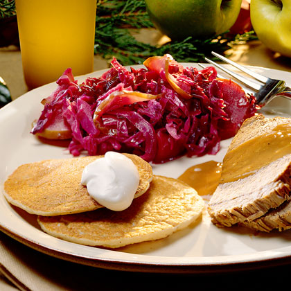 German Style Red Cabbage Recipe Myrecipes