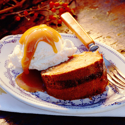 Honey-Apple Cake Recipe | MyRecipes