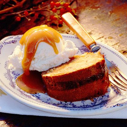 Honey-Apple Cake