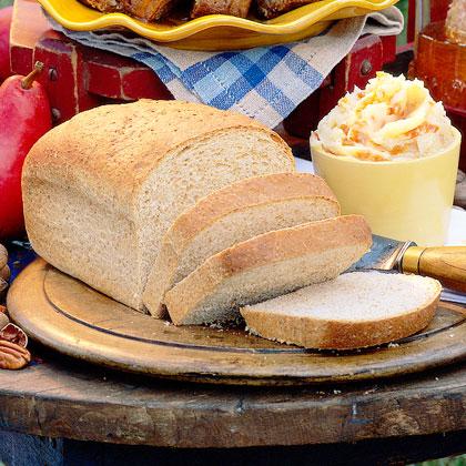 Honey Graham Bread Recipe